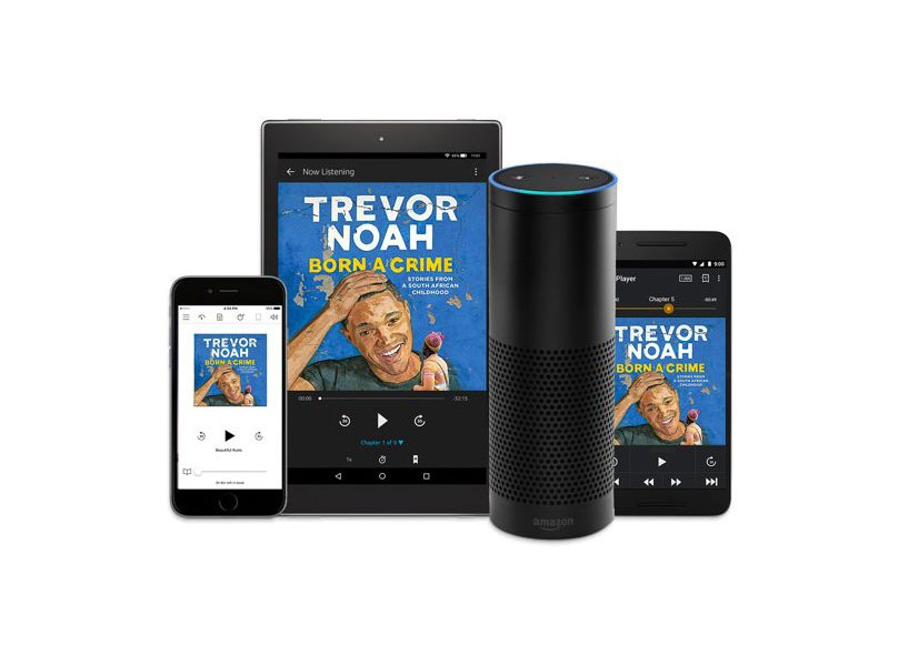 free audiobook Amazon Audible 30-day trial