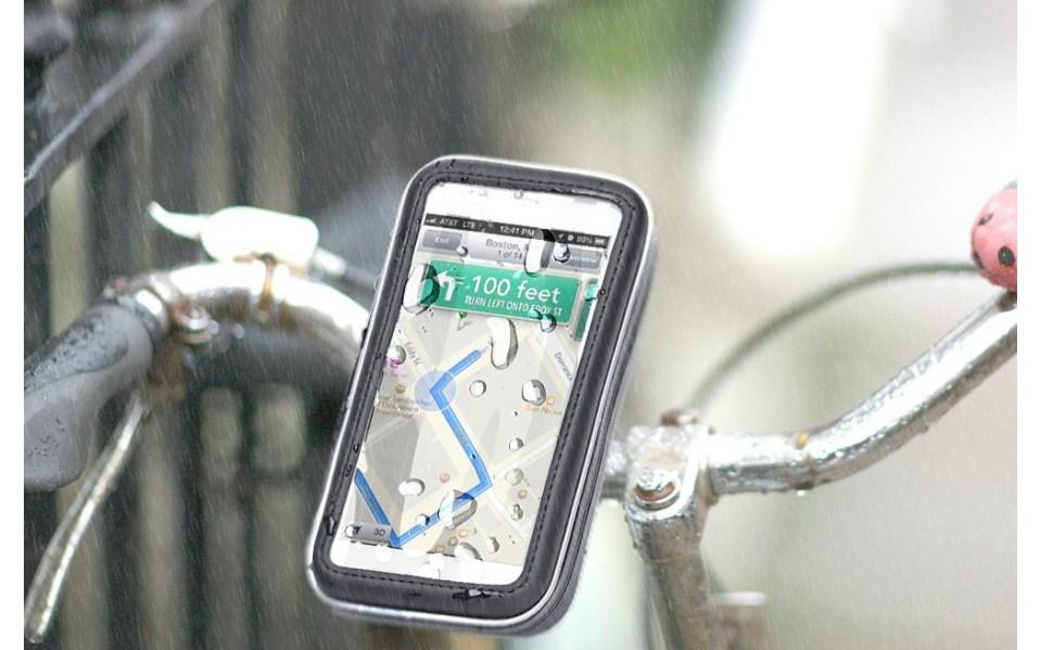 waterproof bike mount
