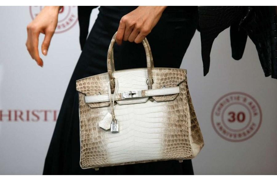 This Hermes Bag Just Broke Record