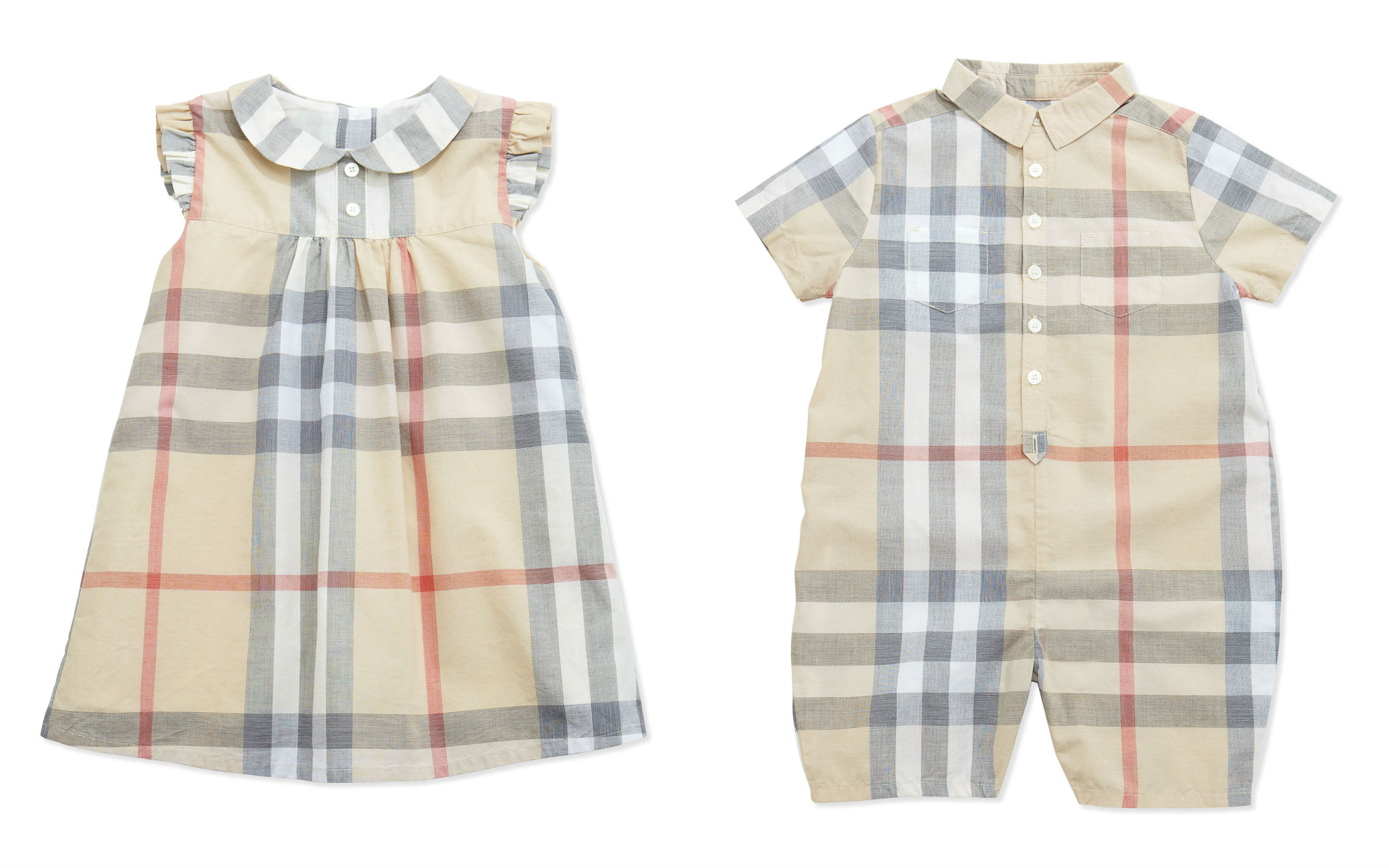 burberry baby house check