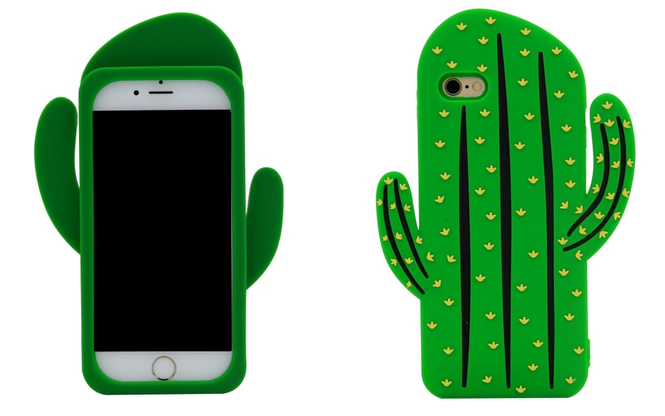6 Cactus Themed Phone Cases to