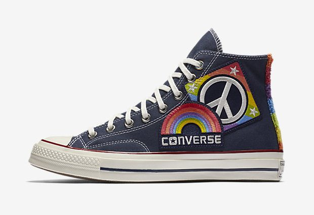 Converse Chuck Taylor pride collection