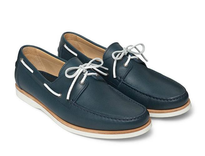 Jack Erwin's Cooper Boat Shoe is