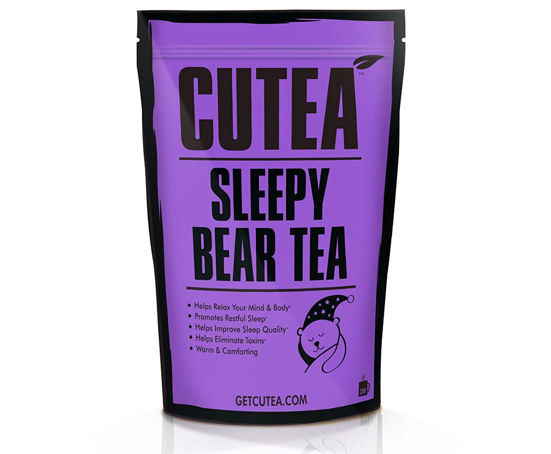 Cutea Sleepy Bear Tea