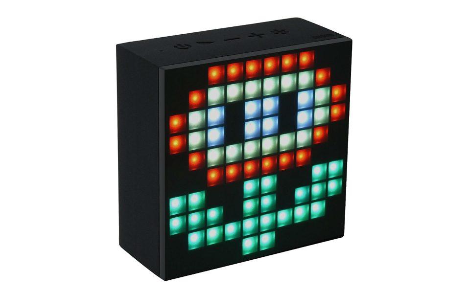 Divoom Aurabox LED Bluetooth Speaker