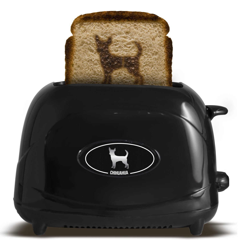 dog gift pet emblazing toaster Pangea Brands