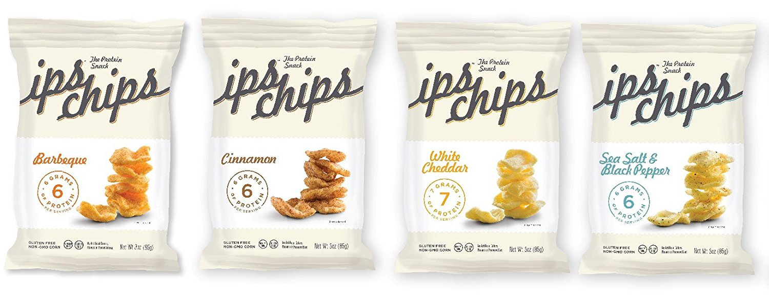 Egg White Chips