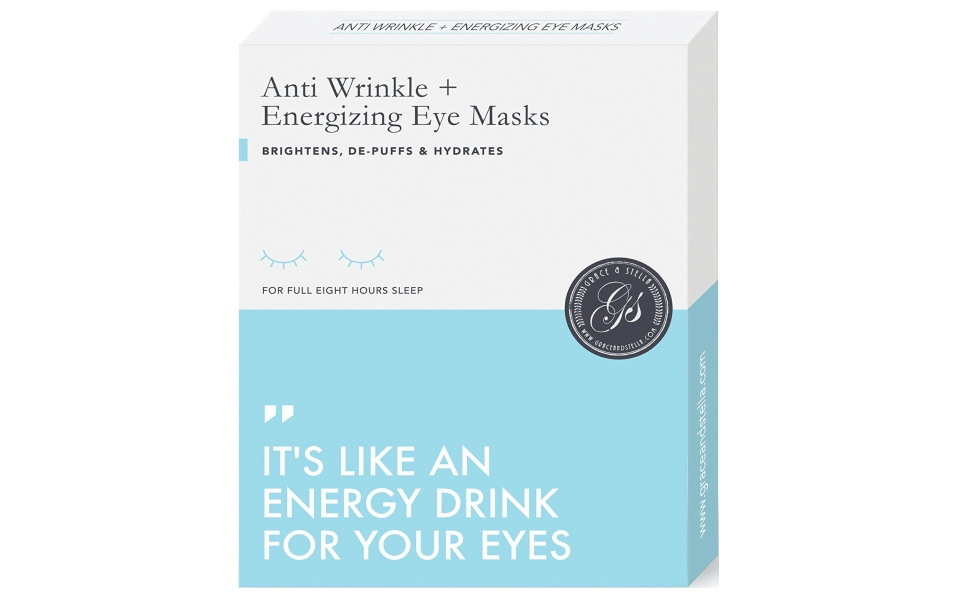 This Anti-Aging Eye Mask Will Leave