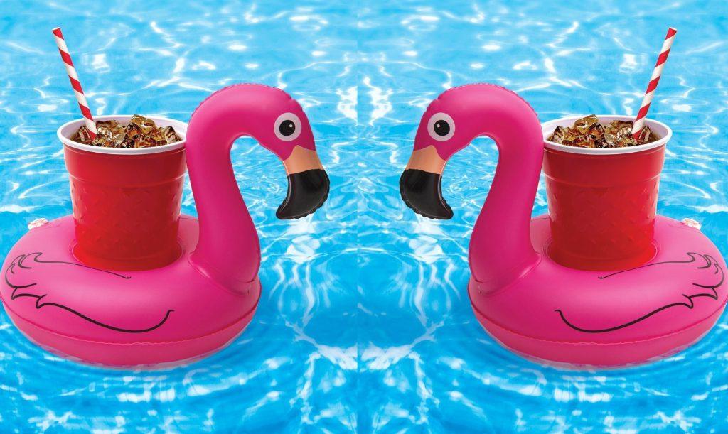 drink holders float