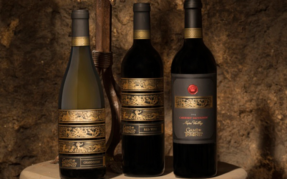 This Game of Thrones Wine is