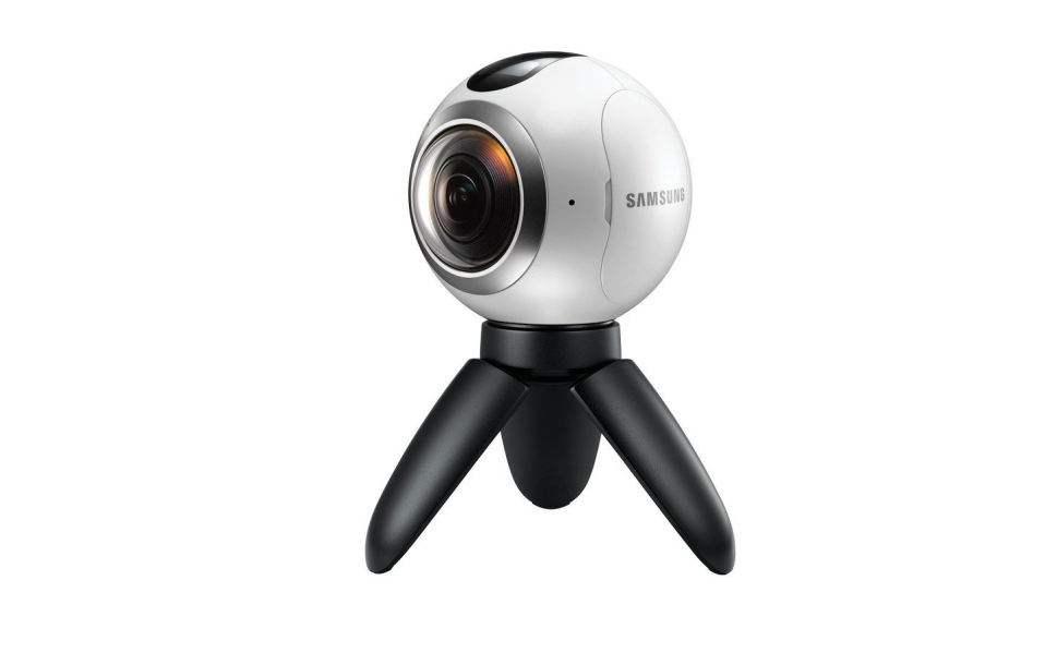 The Samsung Gear 360 Is a