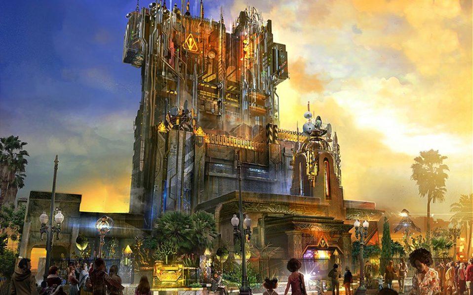 Disneyland Hotel Review: Disney's Grand Californian