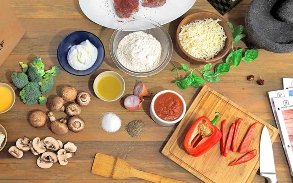 Meal Delivery Services: Home Chef Helps