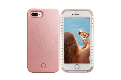 Illuminated Selfie Light Cell Phone Case