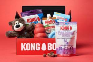 kong box dog box