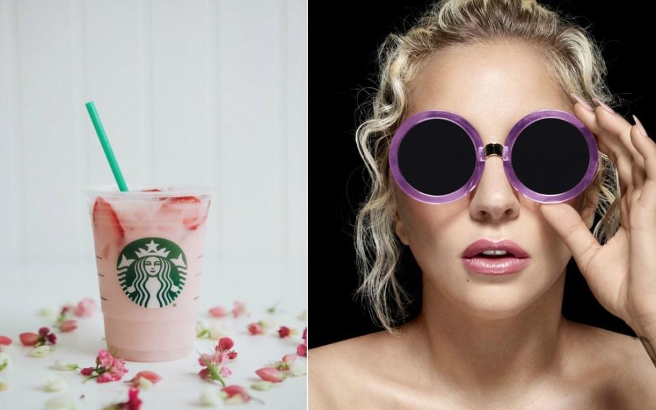 Lady Gaga Drink Collaboration With Starbucks