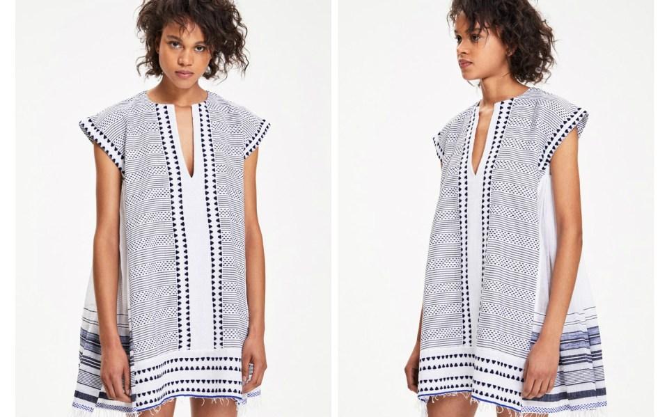 The Lemlem Yeshi Caftan Dress: A