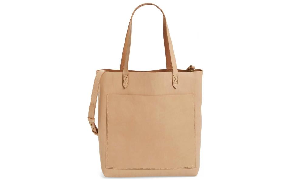 This Madewell Tote is Totally on