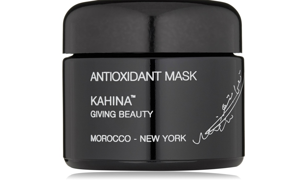 The Kahina Antioxidant Mask is Your