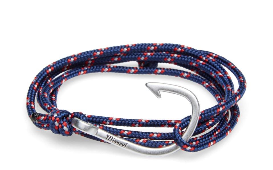 Miansai Men's Rope Bracelet Will Elevate