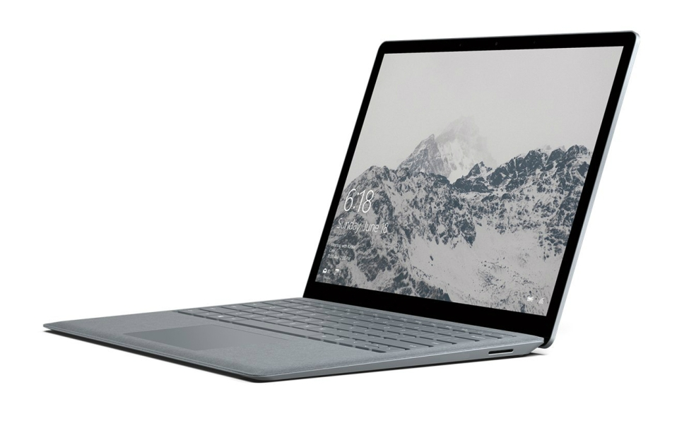 Laptop Review: The Microsoft Surface Is