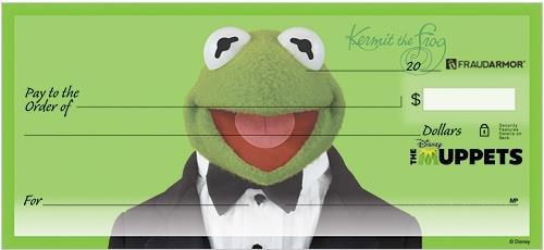 The Muppets Checks