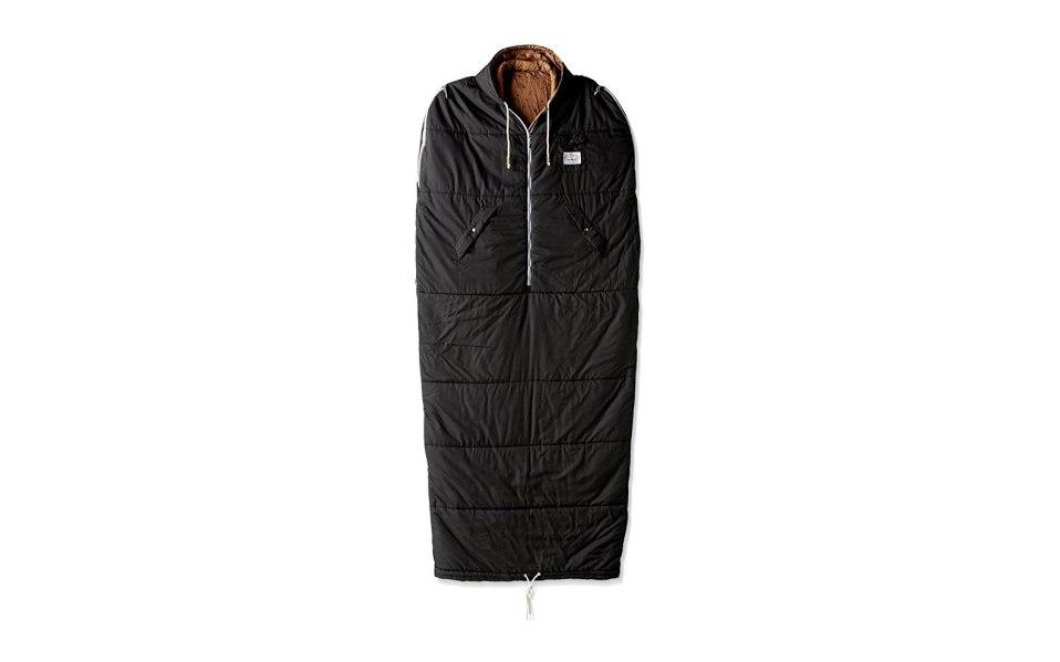 Napsack wearable sleeping bag Poler