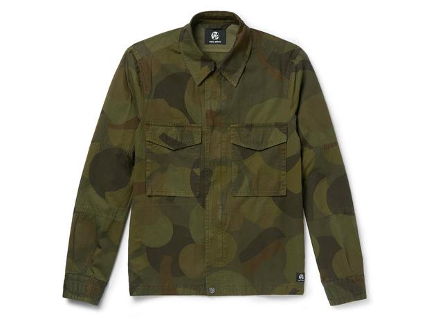 Paul Smith Field Jacket is a