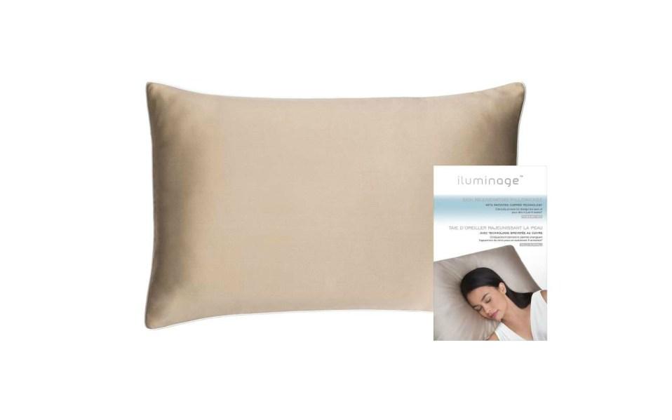 The Illuminage Pillowcase Promises to Fight