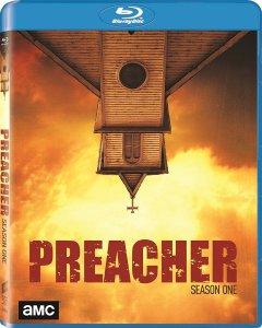 preacher season one dvd