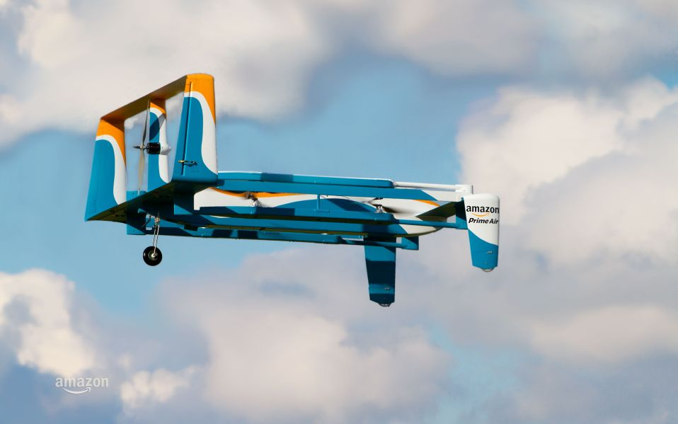 Heads Up: Your Future Amazon Delivery