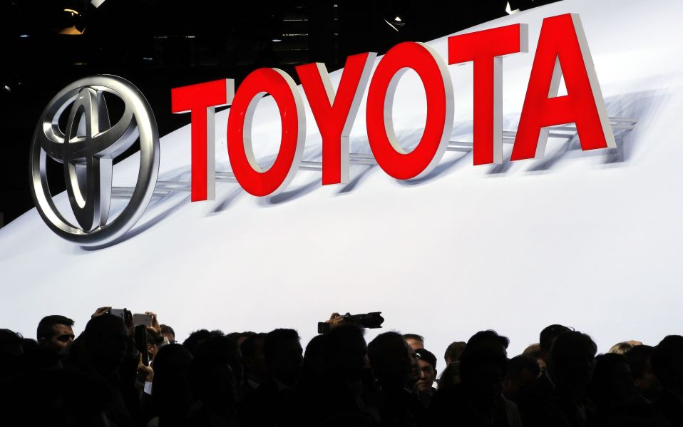 Toyota's New Flying Car Takes Its