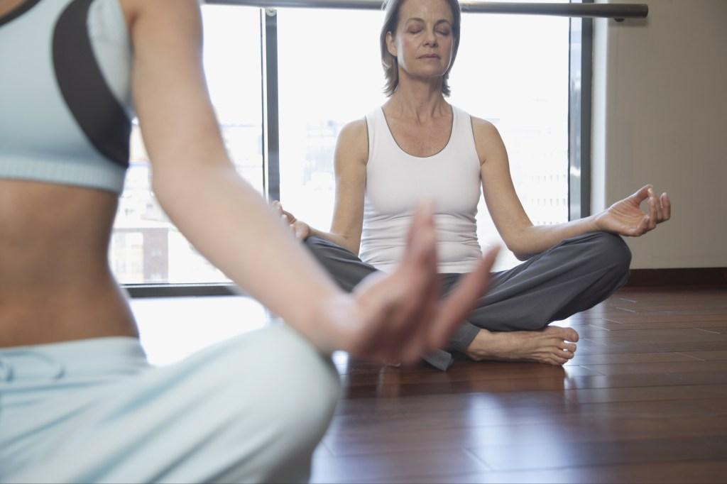 meditation at home