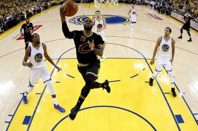 NBA Finals Cavaliers Warriors Basketball, Oakland, USA - 04 Jun 2017