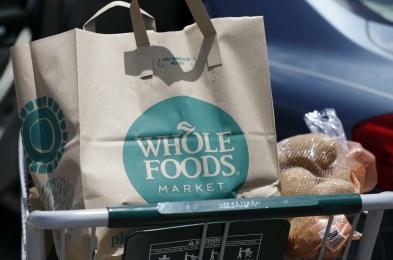 Amazon Whole Foods, Jackson, USA - 16 Jun 2017