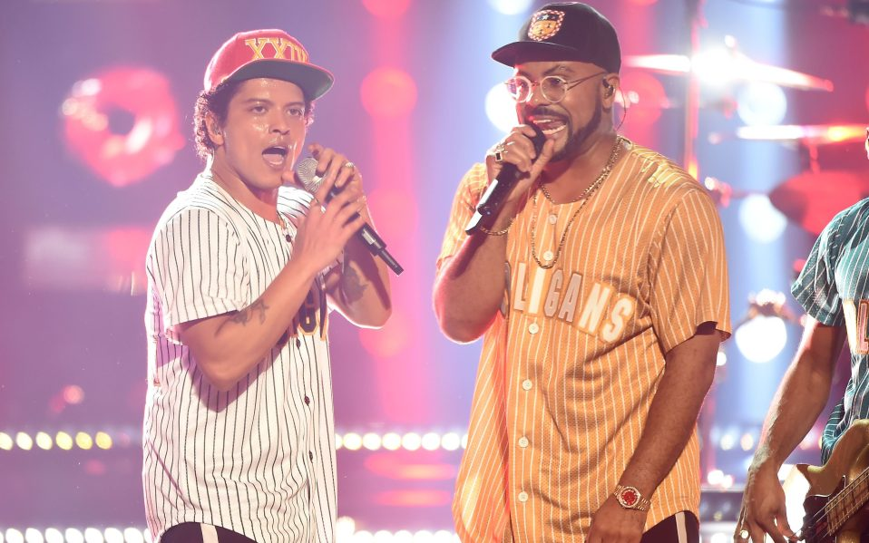 Bruno Mars BET Awards