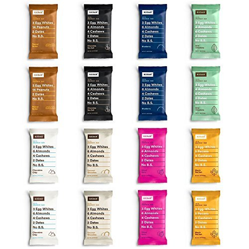 RX Protein Bars