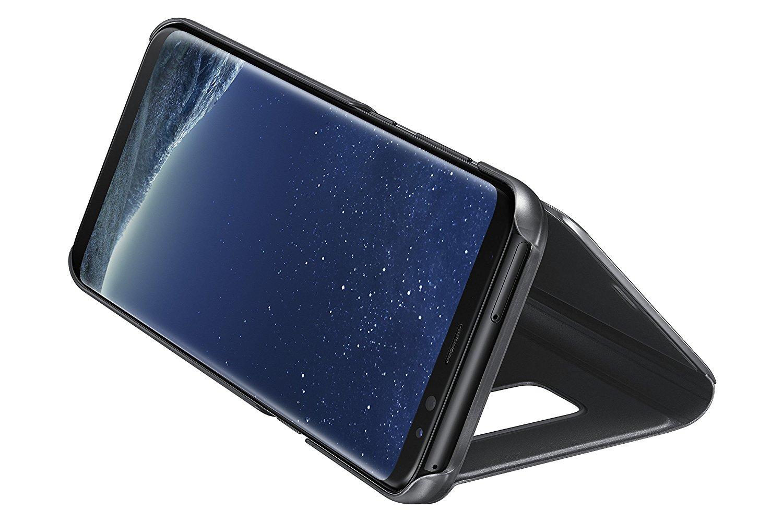 Galaxy S8+ case flip cover kickstand s-view