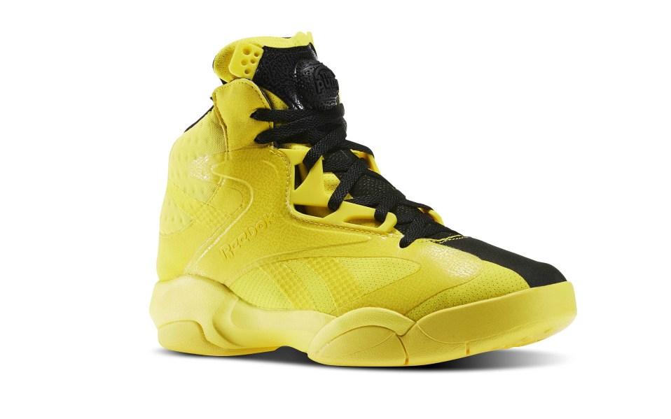 Shaq Attaq Basketball Shoes Will Perform
