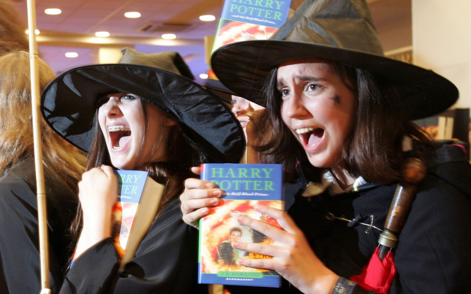 Celebrate Harry Potter's Birthday With These