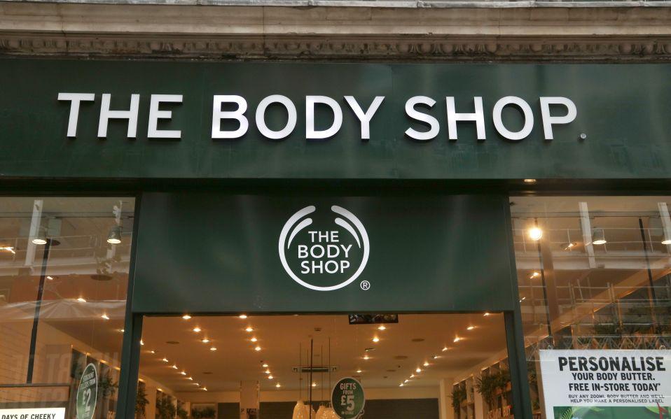 The Body Shop & Cruelty Free