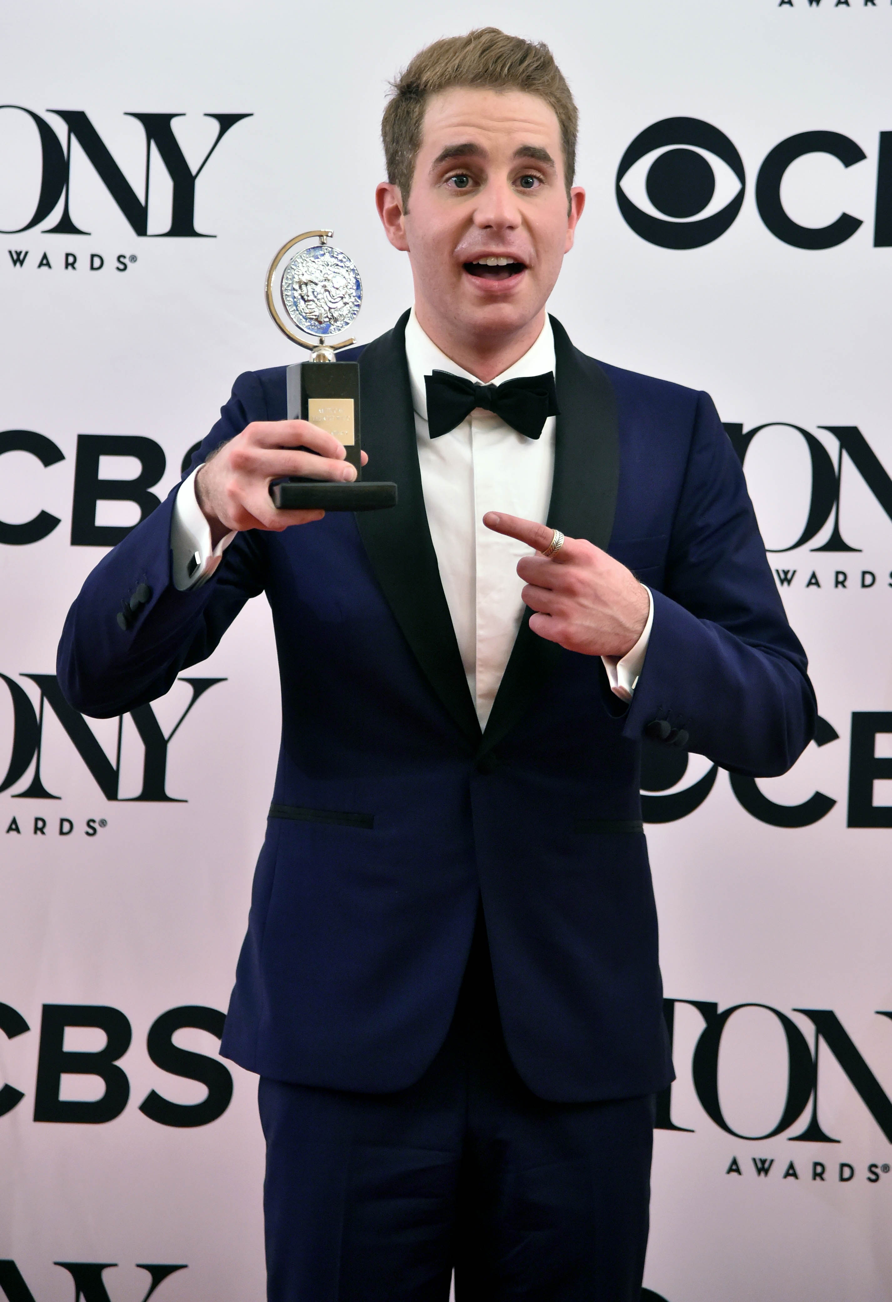 71st Annual Tony Awards, Press Room, New York, USA - 11 Jun 2017