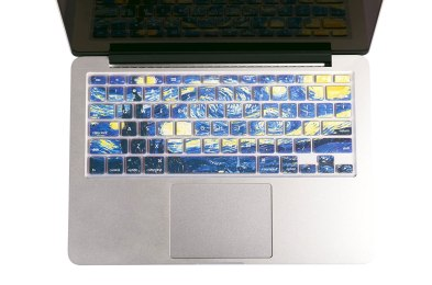 Starry Night Keyboard Cover