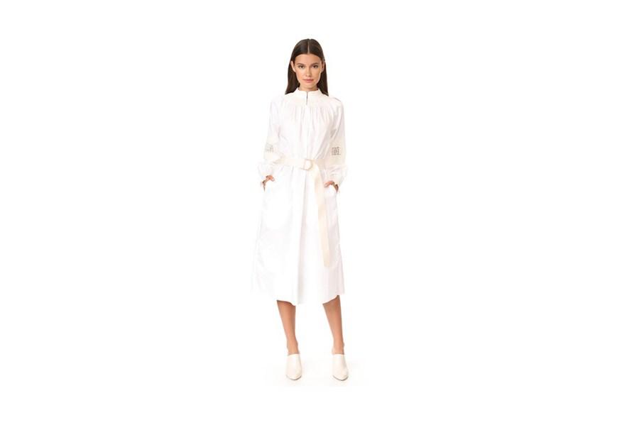 Tibi Midi Dress Shopbop