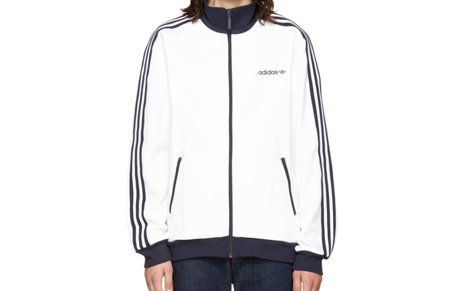 Adidas Originals Track Jacket Revamps the