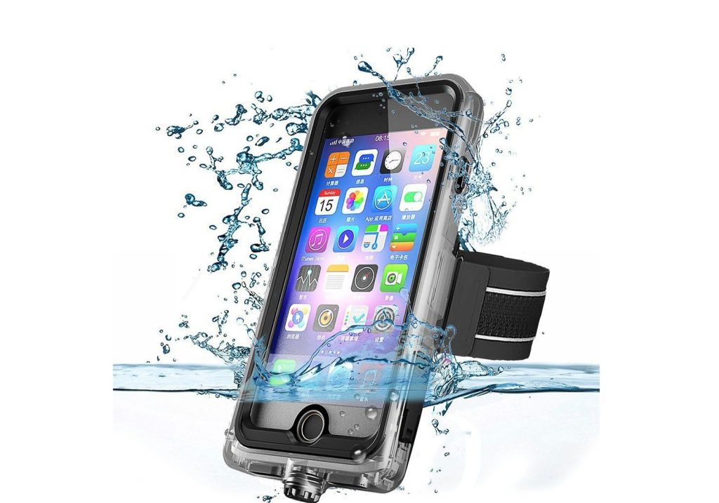 waterproof case iPhone 7 FitVision