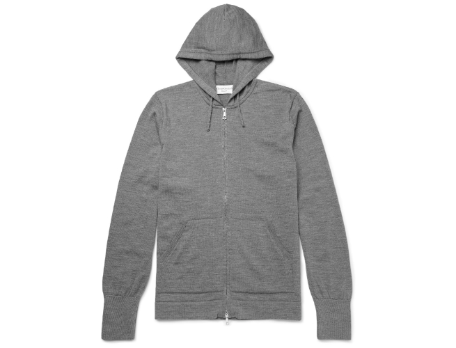 Looking For A Luxe Hoodie For