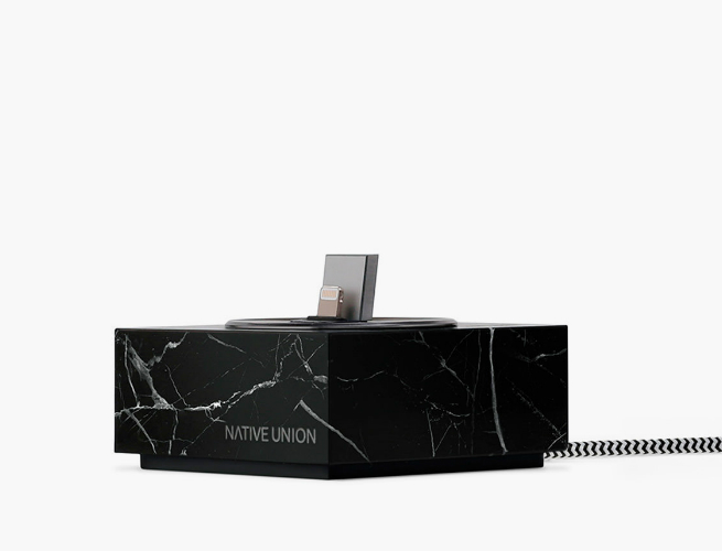 This Luxe iPhone Lightning Dock is