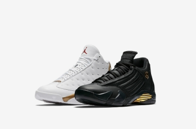 Air Jordan Finals Pack XIII/XIV DMP