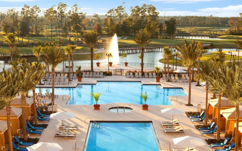 Waldorf Astoria Hotel, Orlando, Florida: Experience